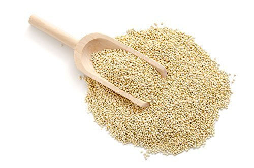 Mr. Brown BIO Quinoa weiß 2500 g   Quinoa BIO 2.5kg   2,5 kg   aus kontrolliert biologischem Anbau   abgefüllt in Bayern