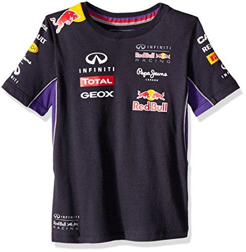 Infiniti Red Bull Course Enfants Teamline T-shirt 152cm 06d8b5e5ea7
