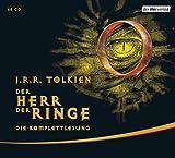 Der Herr der Ringe: Die Komplettlesung - J.R.R. Tolkien