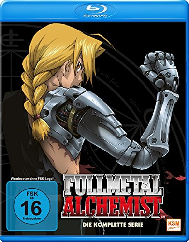 Fullmetal Alchemist - Die komplette Serie - Special Edition: Folge 01-51 [Blu-ray]