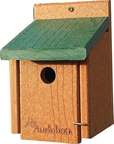Audubon Going Green Wren House Model