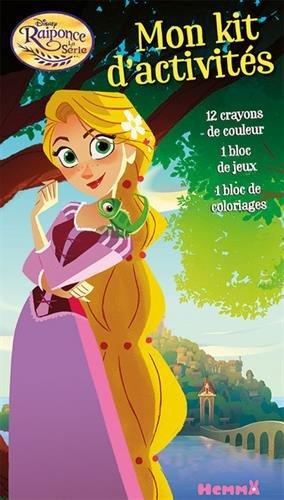 Disney Raiponce - La série - Mon kit d'activités