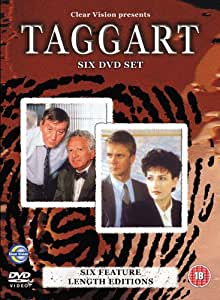 Taggart Vol.4 - Special Edition [DVD]