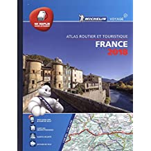 France 2018 - Tourist & Motoring Atlas Multi-flex: Tourist & Motoring Atlas A4 Multi-flex (Michelin Road Atlases)