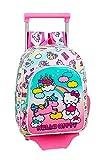 Hello Kitty Candy Unicorns Sac à Dos à roulettes