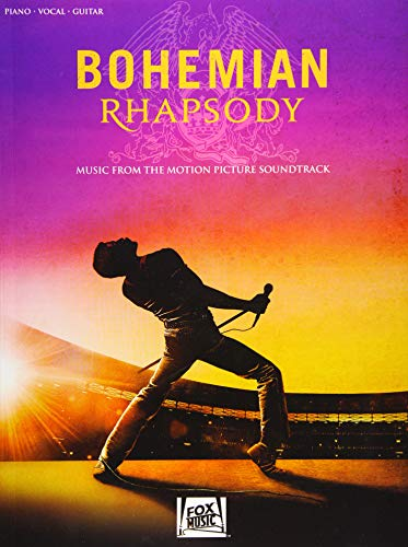 Bohemian Rhapsody: Music From The Motion Picture Soundtrack (PVG) (Picture Motion Books)
