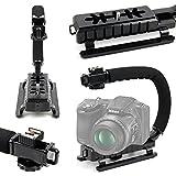 MegaGear MG979 Estuche para c/ámara fotogr/áfica Funda Funda, Nikon, Coolpix P900, Coolpix P900S, Marr/ón