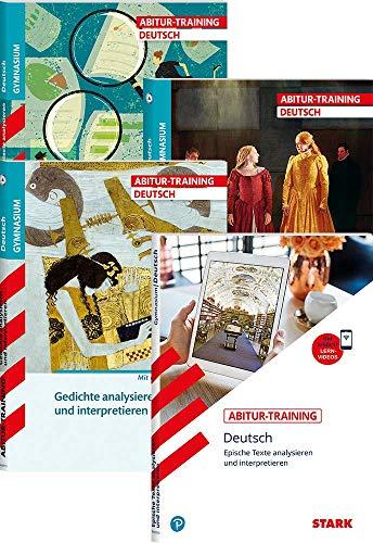 STARK Abitur-Training Deutsch - Erörtern und Sachtexte + Lyrik + Epik + Dramen