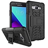 Samsung Galaxy J2 Prime Hülle , Anzhao [Heavy Duty] Rugged