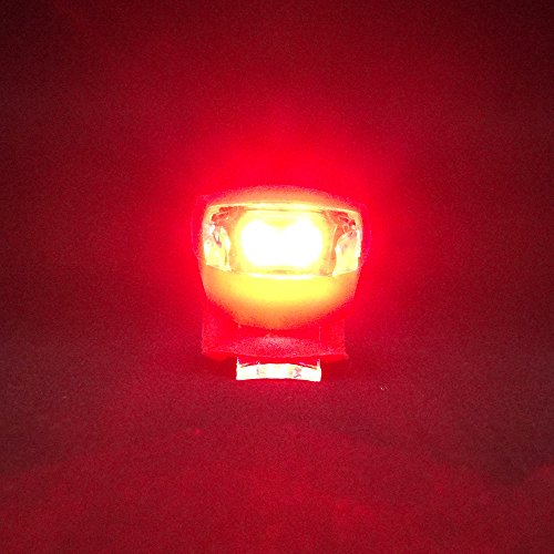 Rollstuhl Beleuchtung | Collory Mini Led Silikon Leuchte Set Inkl Batterien 6v