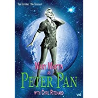 Mary Martin / Cyril Ritchard - Peter Pan - Historic 1956 Telecast