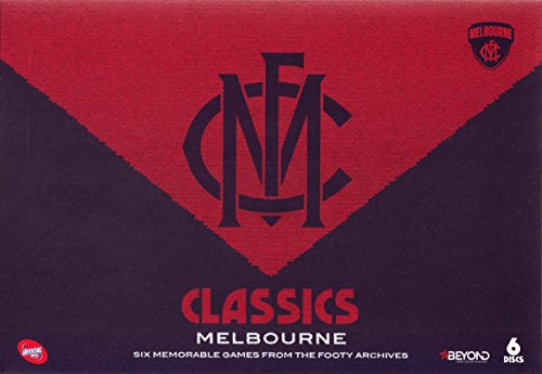 Preisvergleich Produktbild AFL Classics: Melbourne [NON-USA Format / PAL / Region 4 Import - Australia]