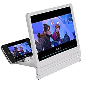 Mobile Phone Screen Magnifier Bracket Enlarge Stand For Cell Phone Smartphone