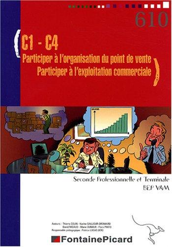 Vente Action Marchande C1-C4 BEP 2e Professionnelle et Tle