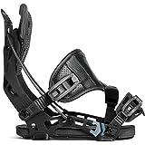 Flow NX2 Hybrid Snowboardbindung 2019 - Black Gr. L
