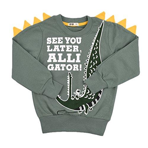 Tkria Little Kids Boys Dinosaur ...