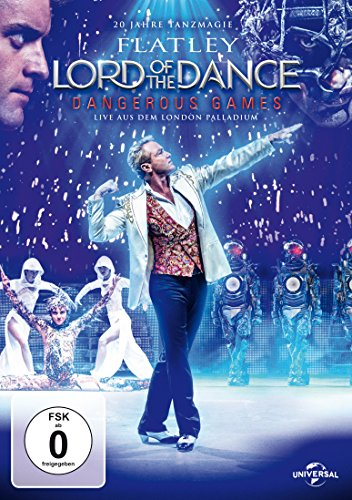 Michael Flatley - Lord of the Dance: Dangerous Games (Musicals-dvd Stage)