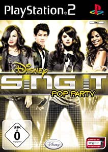 Disney Sing it: Pop Party - [PlayStation 2]