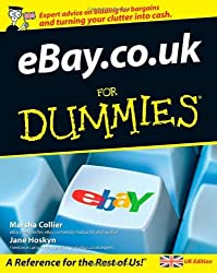 eBay.co.uk for Dummies, UK edition by Jane Hoskyn (2005-10-07)