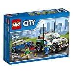 LEGO- City Jungle Explorers Buggy della Giungla, 60156  LEGO