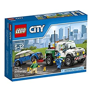 LEGO City Great Vehicles Pickup Tow Truck 0885479723779 LEGO