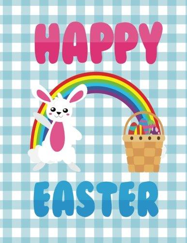 Zoom IMG-2 happy easter cute bunny basket