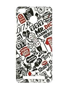 Crackndeal Back Cover for Xiaomi Redmi 3s Prime
