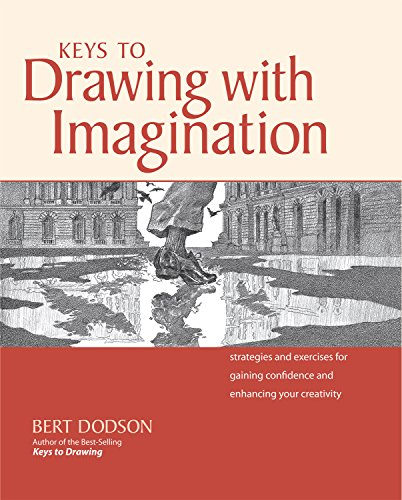 Key to Drawing with Imagination por Bert Dodson