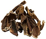 10 kg getrockneter Pansen Rinderpansen Blättermagen vom Rind Kausnack 2 - 10 cm