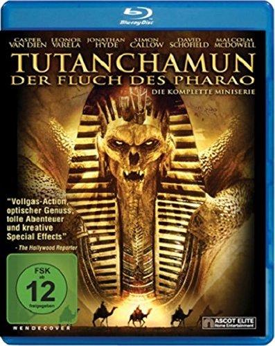 Bild von Tutanchamun - Der Fluch des Pharao [Blu-ray]