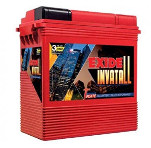 Exide Invatall 1500 150 Ah Tall Tubular Battery
