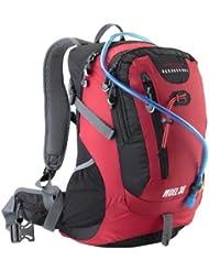 Mochila Aquabourne Moel 30 con depósito para 2 litros de agua – Mochila de viaje para senderismo y excursiones