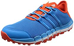 Adidas Climacool St, Men Golf Shoes, Blueorange, 7 Uk (40.67eu)