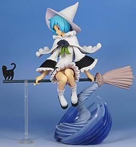 Neon Genesis Evangelion (NGE) EX Figure Sweet Witch feat.okama Statue / Figur: Rei Ayanami 16 cm