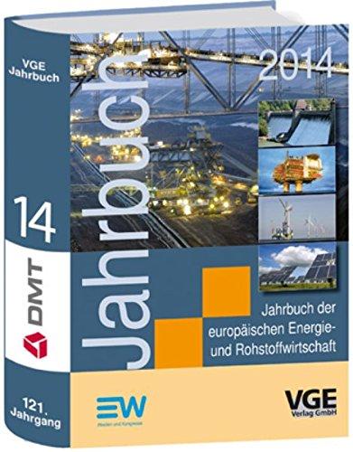 Jahrbuch der europäischen Energie- und Rohstoffwirtschaft 2014, CD-ROM