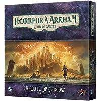 Horreur à Arkham - Le jeu de cartes La route de Carcosa