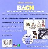 Image de Bach. Alla scoperta dei compositori. Con CD