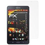 atFolix Folie für Samsung Galaxy Tab A 7.0 Displayschutzfolie - 2 x FX-Antireflex-HD hochauflösende entspiegelnde Schutzfolie
