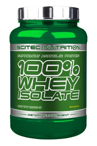 Scitec Nutrition - 100% whey protein isolate