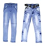 fourgee Boys Trousers- Pack of 2 (010- 2...
