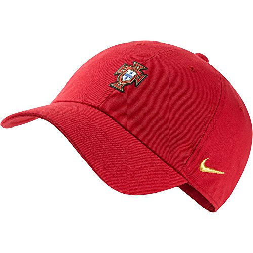 free shipping 6aa79 8e342 Nike 2018-2019 Portugal H86 Core Cap (Red)