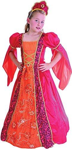 Elisabethanischen Princess Mädchen Kostüm Alter 10-11 (Kostümen Elisabethanischen)