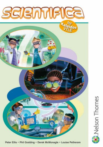 Scientifica for Kaleidos VTLE: VTLE Year 7, 8, 9