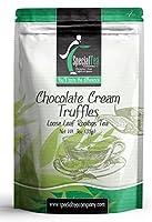 Rooibos Thé spécial feuilles en vrac Thé, Chocolat/crème/truffes, 3 once