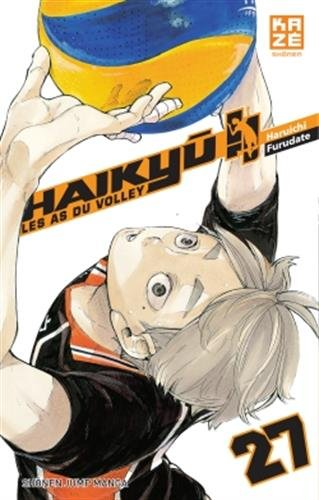 Haikyu !! - Les As du volley T27 par Haruichi FURUDATE