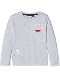 TOM TAILOR Kids Baby Boys' Funny Pocket T-Shirt Long Sleeve Top
