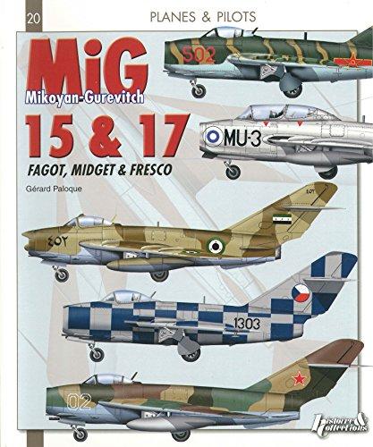 Mig 15, Mig 17 (Planes & Pilots, Band 20) -