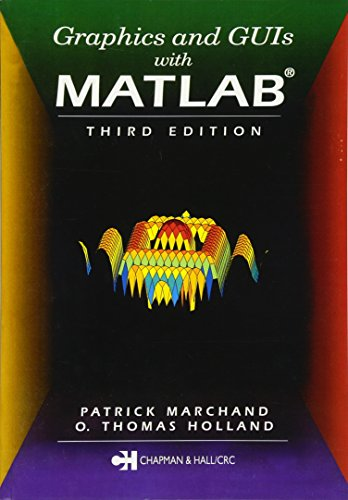 Graphics and GUIs with MATLAB (Graphics & GUIs with MATLAB)
