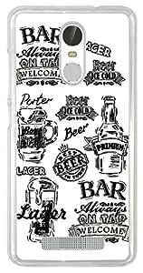 Redmi Note 3 Back Cover