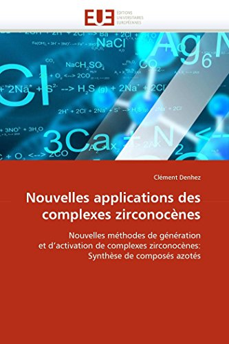 Nouvelles applications des complexes zirconocènes par Clément Denhez